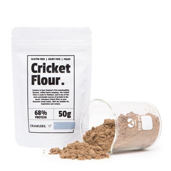 Crawlers Cricket Flour 50g