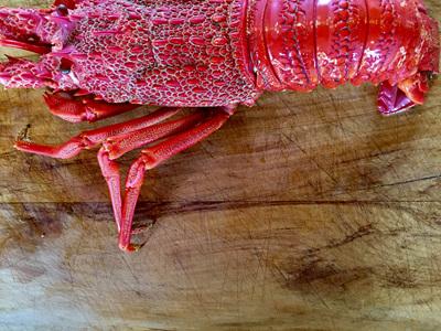 Crayfish Tortillas