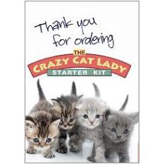 Crazy Cat Lady Fridge Market
