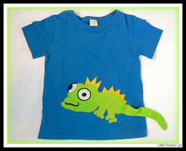 """Crazy Lizard"""