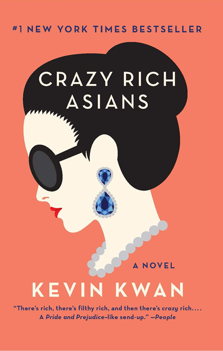 Crazy Rich Asians (PRE-ORDER ONLY)