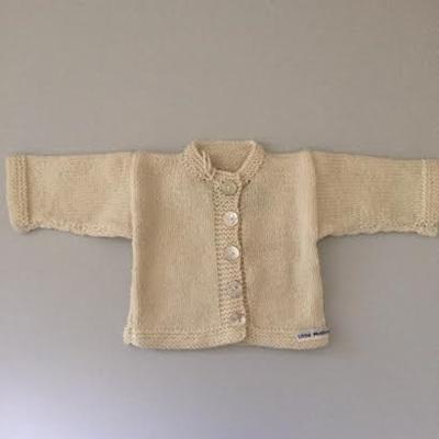 Long Sleeved round neck cardigan