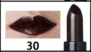 Cream Lipstick - Qibest - Black #30