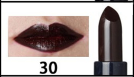 Cream Lipstick - Qibest - Black #30