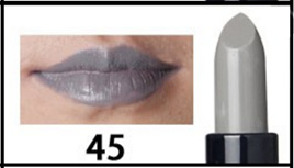 Cream Lipstick - Qibest - Silver #45