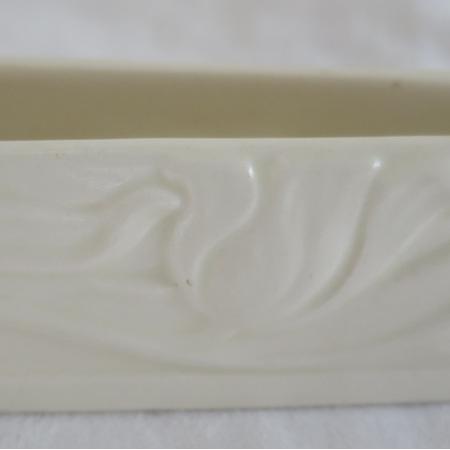 Cream posy trough