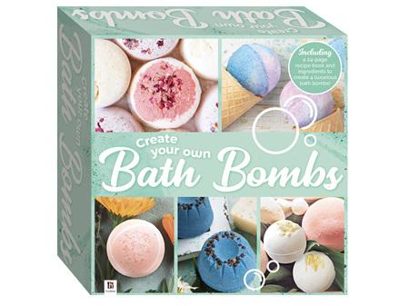 Create your own Bath Bombs Set