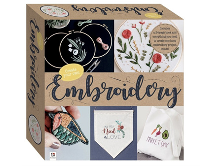 Create Your Own - Embroidery Box Set
