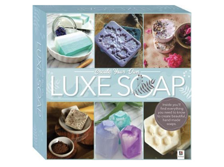 Create Your Own Luxe Soap Kit Set