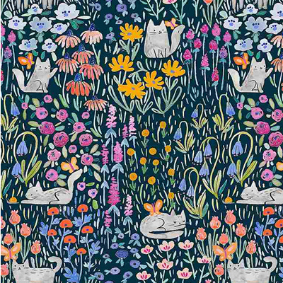 Creative Cats - Kitty Garden