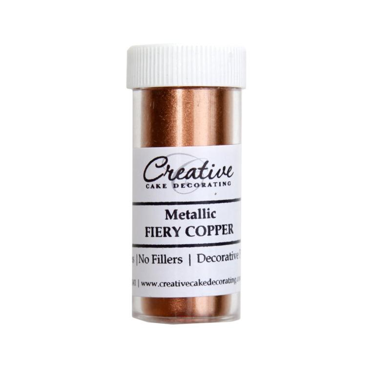 Creative Fiery Copper