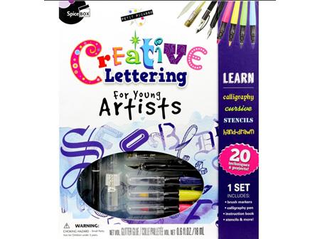 Creative Lettering Set