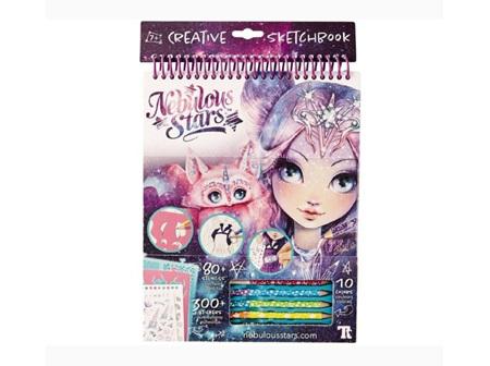 Creative Sketchbook Nebulia