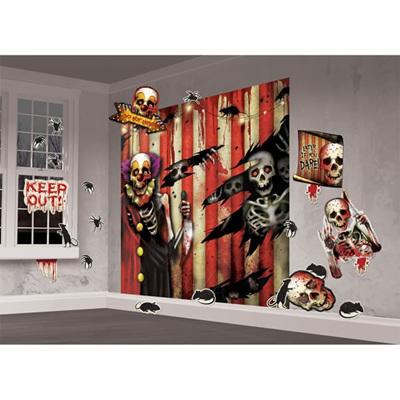 Creepy Carnival Scene Setter