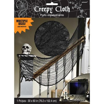 Creepy cloth!