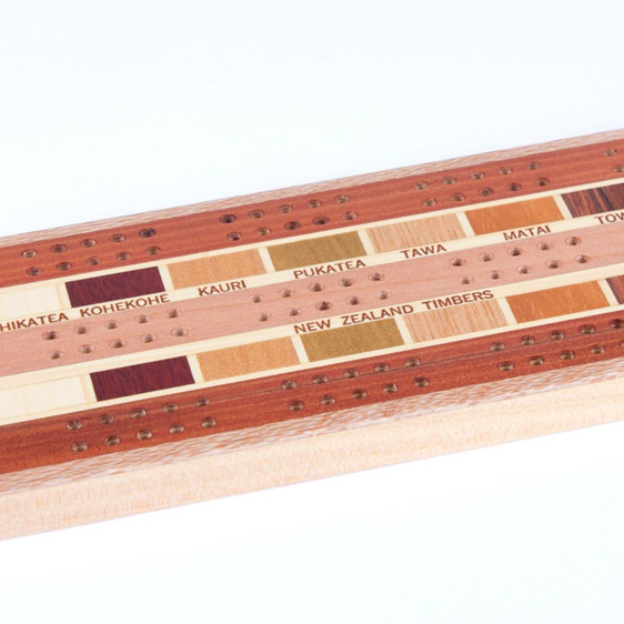 cribbage board 3 player