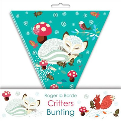 Critters Bunting
