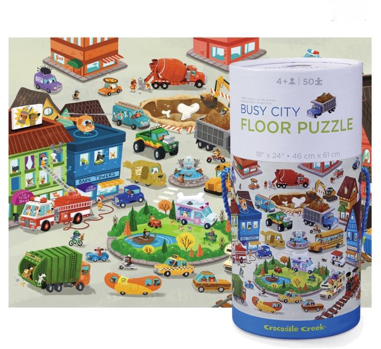 giant puzzle floor puzzles galt farm toys