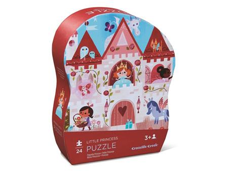 Crocodile Creek Little Princess 24 Piece Puzzle