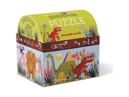 Crocodile Creek Mini Dinosaur 24 piece Puzzle