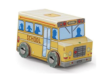 Crocodile Creek School Bus 24 Piece Puzzle
