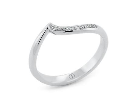 Croft Delicate Ladies Wedding Ring