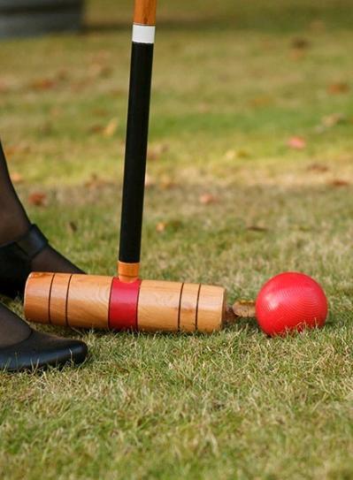Croquet  6 x Player - GAME