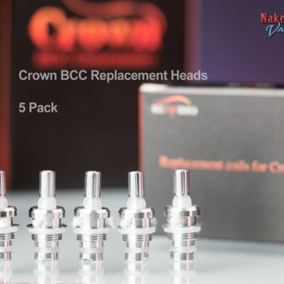 Crown BCC Replacement Heads - 5 Pack - DISCONTINUED