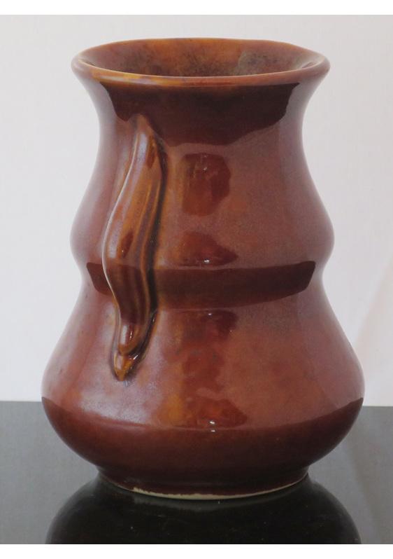 Crown Lynn vase 129