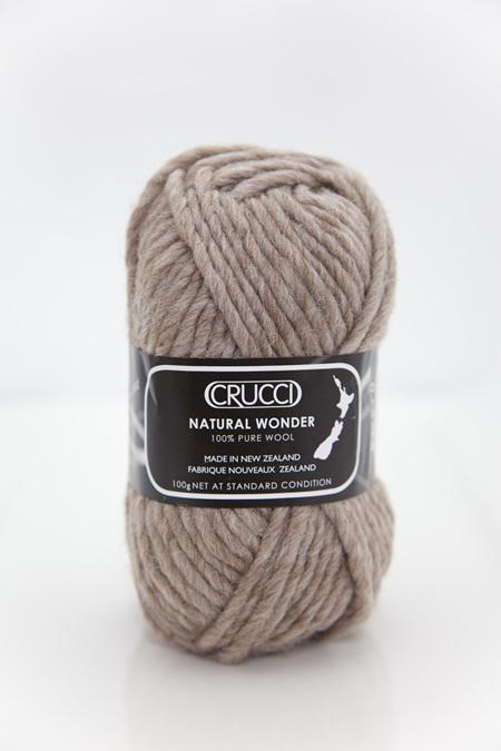 Crucci Natural Wonder Wool