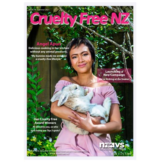 Cruelty Free NZ Magazine