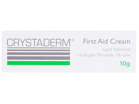 Crystaderm®  Cream 10g