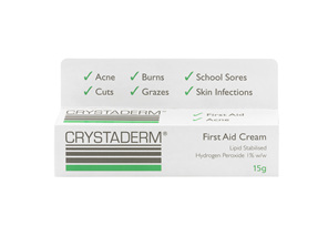 Crystaderm Cream 15g