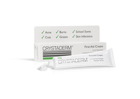 Crystaderm Cream 25g
