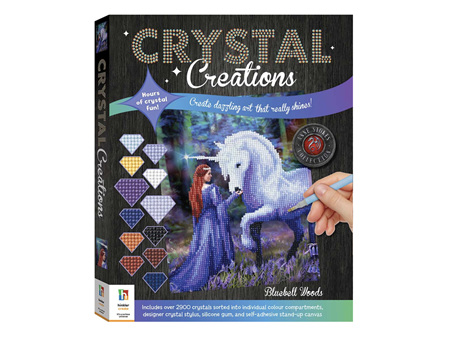 Crystal Creations Anne Stokes Bluebell Woods