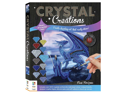 Crystal Creations Anne Stokes New Horizons