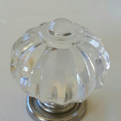 Crystal Crown Knob