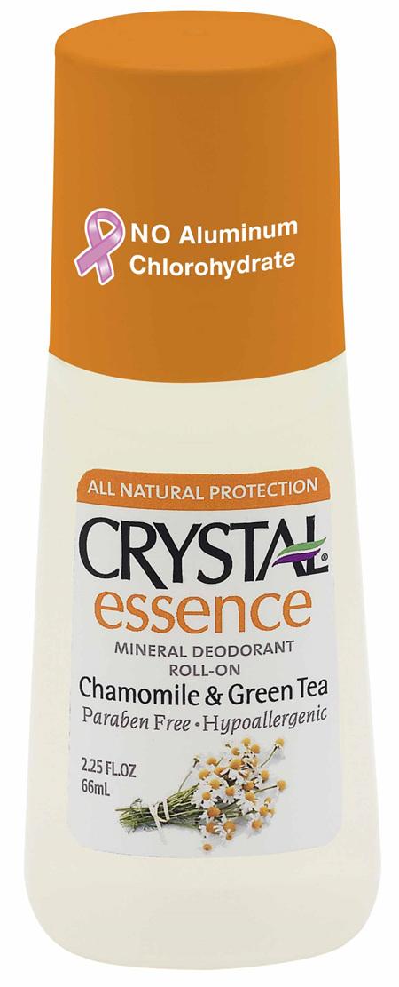 Crystal Essence Deodorant Chamomile 66ml