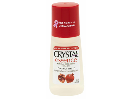 Crystal Essence Deodorant Pomegranate 66ml