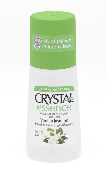 Crystal Essence Deodorant Vanilla/Jasmine 66ml