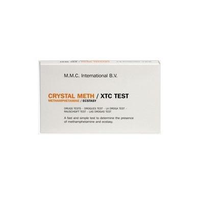 Crystal Meth/XTC Test