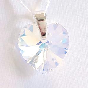 Crystal Pendant - Clear AB