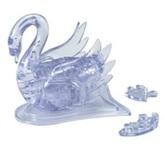 Crystal Puzzle - Swan