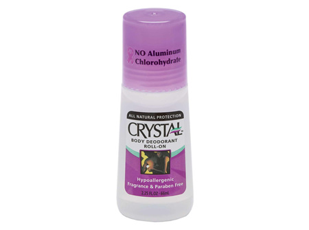Crystal Roll-on Deodorant Unscented 66ml