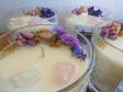 Crystal Soy Candle