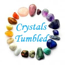 Crystals Tumbled