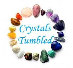 Crystals Tumbled