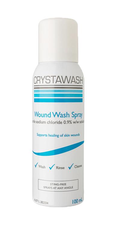 Crystawash®  100ml