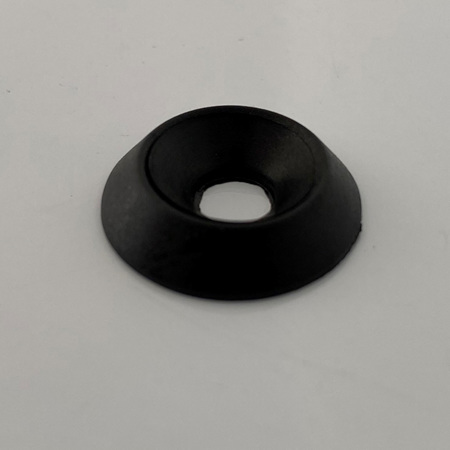 CSK WASHER PLASTIC 6MM