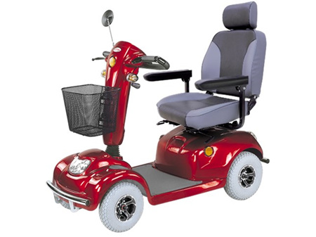 CTM HS-745 Mid Range Deluxe Mobility Scooter